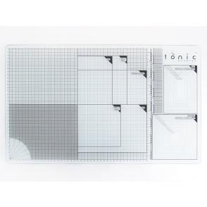 Rezalna podloga, steklena
