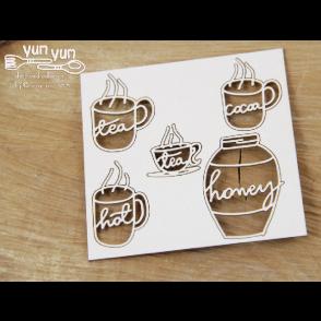 Chipboard, YumYum, čaj ali kava