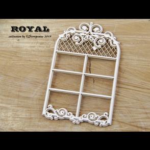 Chipboard, Royal, okno 3D, vzorec