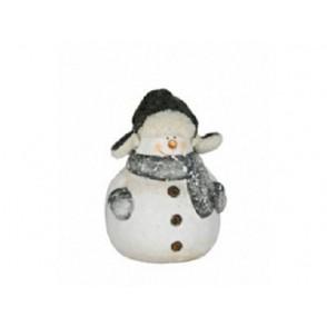 Snežak, glinen