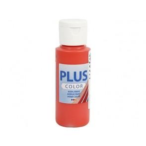 Akrilna barva, Plus Color, Brilliant red