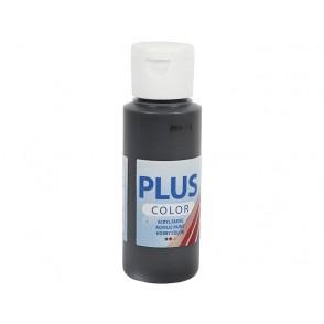 Akrilna barva, Plus Color, Black