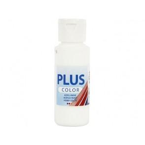 Akrilna barva, Plus Color, White
