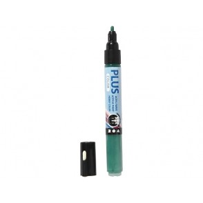 Marker, akrilni, Dark green