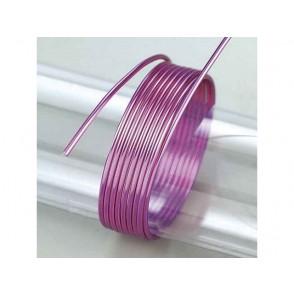 Žica iz aluminija, vijola