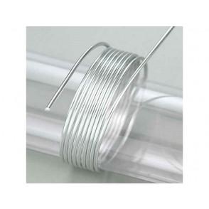 Žica iz aluminija, srebrna