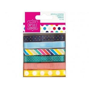 Dekorativni trak, Spots & stripes