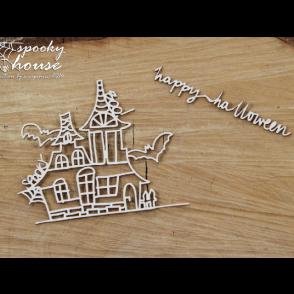 Chipboard, Spooky House, hiša
