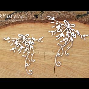 Chipboard, Mistletoe, Decors