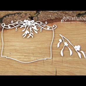 Chipboard, Mistletoe, Signboard