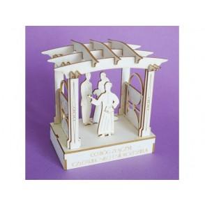 Izrezki, 3D, Poročni obred