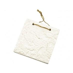 Art plošča, gips, 13 x 13 cm, 10 mm
