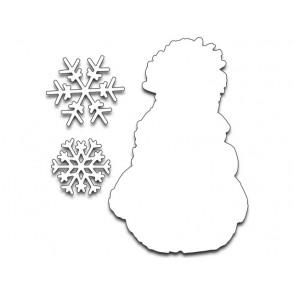 Rezalna šablona, Frosty's Snow