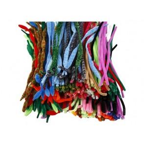 Kosmatena žica, barvni mix