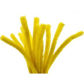 Kosmatena žica, rumena
