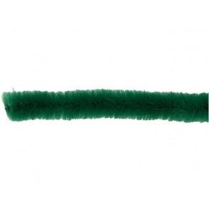 Kosmatena žica, temno zelena