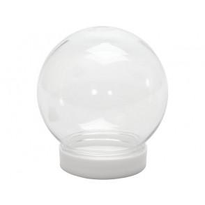 Snežna krogla, plastična