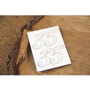 Izrezek, chipboard, številka 35