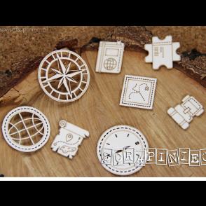 Chipboard, Hello World, Compass