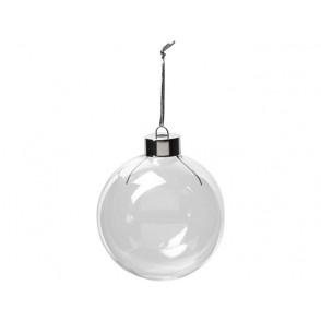 Steklena krogla, novoletni okrasek