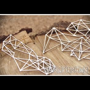 Izrezek, chipboard, Abstract, variacija 01