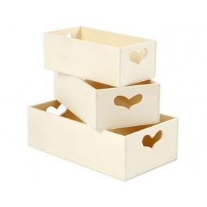 Lesene škatle