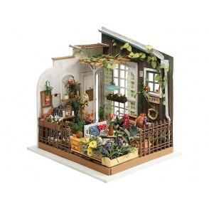DIY set za ustvarjanje, Miniaturni vrt