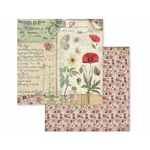 Papir, Poppy & Butterfly