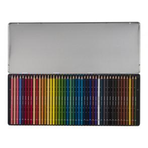 Barvice, v kovinski škatli