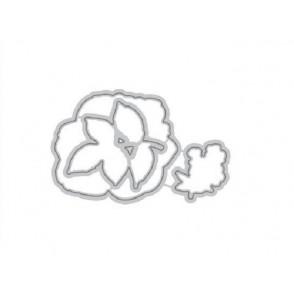 Rezalna šablona, Build a flower: Rose