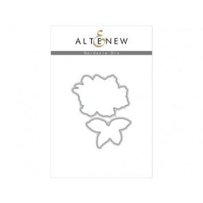 Rezalna šablona, Build a flower: Gardenia