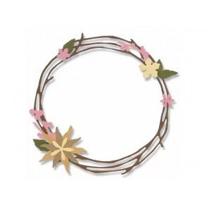 Rezalna šablona, Pretty Wreath