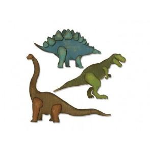 Rezalna šablona, Prehistoric