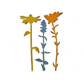Rezalna šablona, Large stems