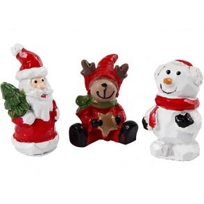 Jenenček, Božiček, snežak