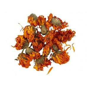 Posušene rože, cvetovi ognjiča