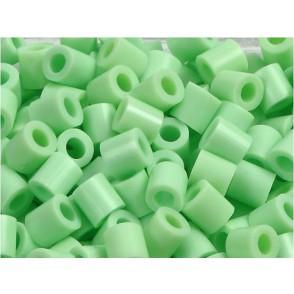 Perle, pastelno zelene