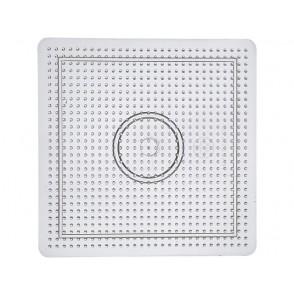 Plošča za perle kvadrat