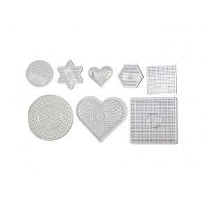 Plošče za perle, 8 kosov