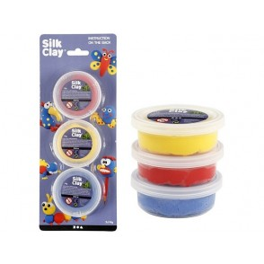 Silk Clay®, osnovne barve
