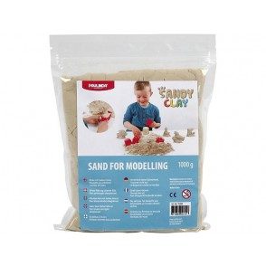 Mivka, pesek za ustvarjanje