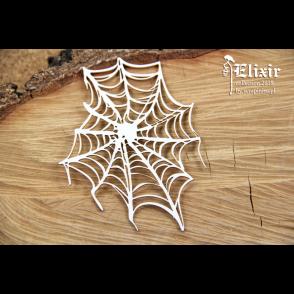 Izrezek, chipboard, Lesena dekoracija, Elixir, pajkova mreža