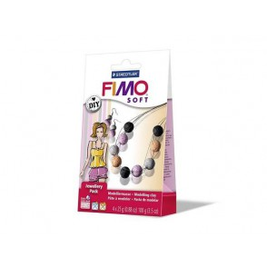 Fimo soft, DIY set, Korale, 4 x 25 g