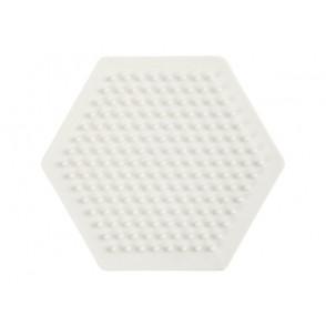 Plošča za perle, šesterokotnik