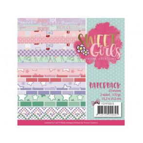 Papir, Sweet Girls, set