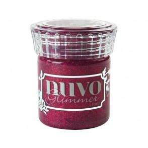 Glimmer Paste, Raspberry Rhodolite