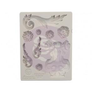 Dekorativni silikonski kalup, Fairy Garden