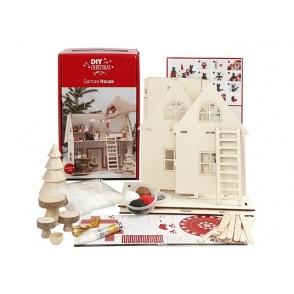DIY set za ustvarjanje, Božičkova hiša