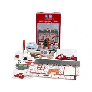 DIY set, božična hiša
