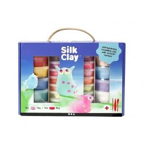 Silk Clay masa za modeliranje, set